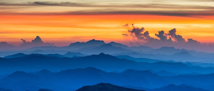 Sunrise at Mt. Ramelau, Timor Leste by João Galamba de Oliveira, via 500px