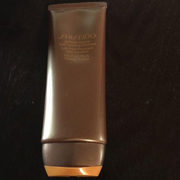 Shiseido bronzer new 3.5 oz Shiseido bronzer new 3.5 oz Makeup