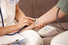 Do you have high blood pressure but can't quite figure out why? Blood pressure problems can be symptoms of thyroid issues, so be sure to get your thyroid checked.