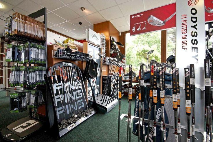 1000 images about golf display design on pinterest. Black Bedroom Furniture Sets. Home Design Ideas