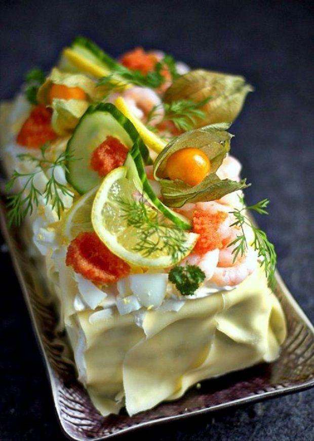 Ez a sós torta lesz a húsvét sztárja. Gyönyörű és még sütnöd sem kell - Ripost