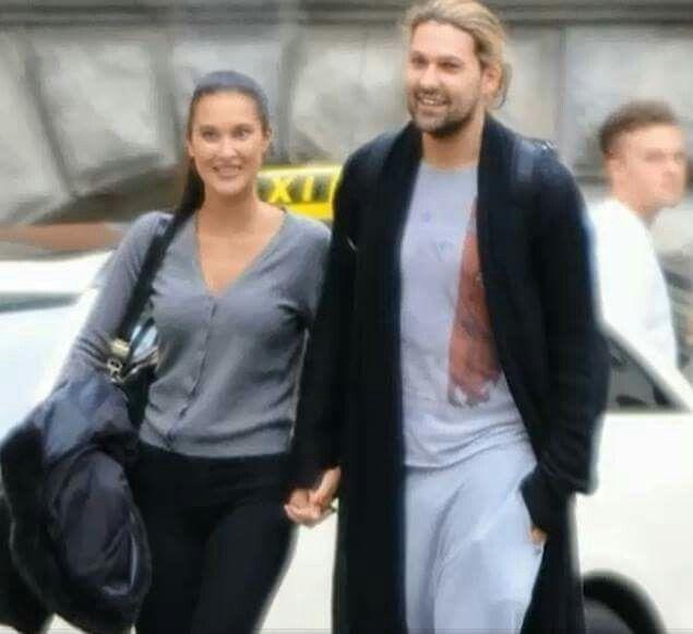 David & his girlfriend   DAVID GARRETT   Pinterest