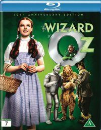 The Wizard of Oz (BLU-RAY) (9,95e)