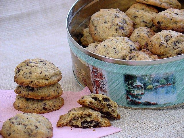 ¡¡¡Cookies!!! -superfáciles, superbuenas - Ma Petite Boulangerie