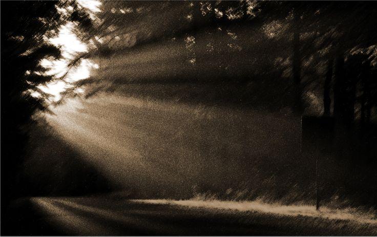 #photoshop #retouch #adobe #manipülasyon #landscape #fineart #mezzotint #drypoint