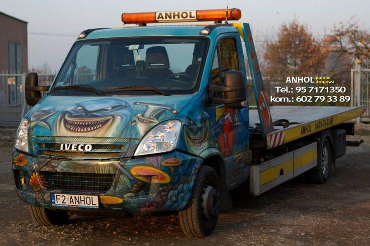 IVECO - POMOC DROGOWA - ANHOL http://anhol.pl