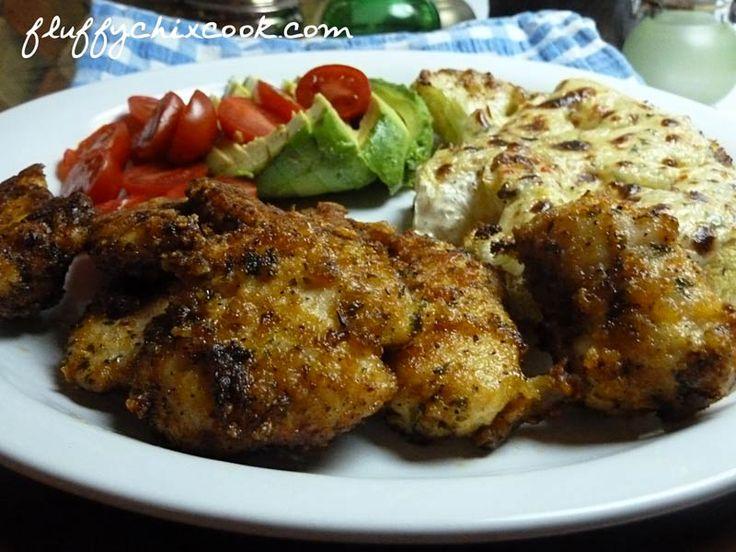 how does kfc cook their original recipe chicken