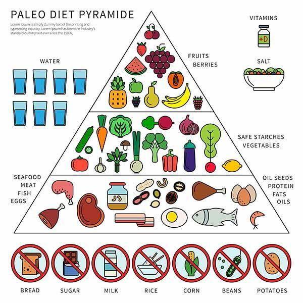 hamburger ricette dieta paleolitica