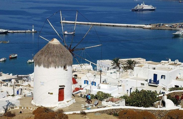 Since the fifties, Mykonos has always been one of the most popular tourist islands of the Mediterranean with a large number of visitors, among whom one can recognise some of the most famous personalities all over the world.