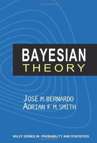 Bayesian Theory by José M. Bernardo http://www.amazon.com/dp/047149464X/ref=cm_sw_r_pi_dp_L-puub17N75YW