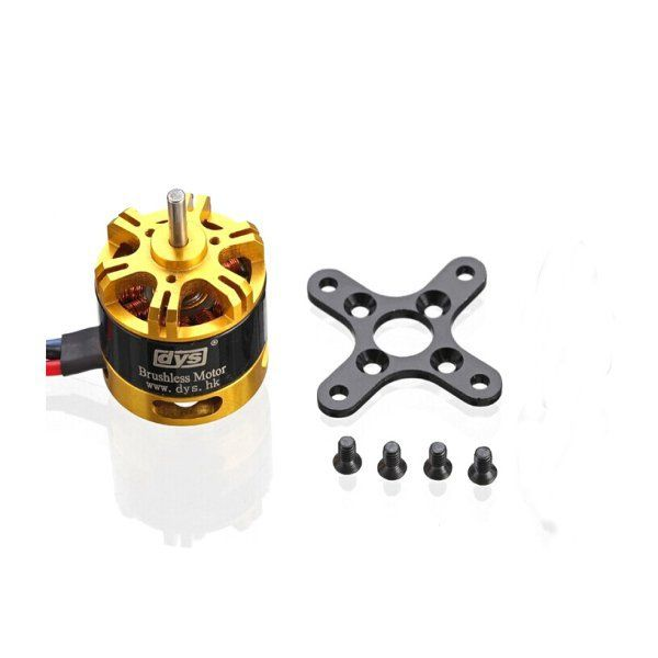 DYS BE2208 2600KV Brushless Motor High Torque For RC Airplanes https://www.fpvbunker.com/product/dys-be2208-2600kv-brushless-motor-high-torque-for-rc-airplanes/    #drones