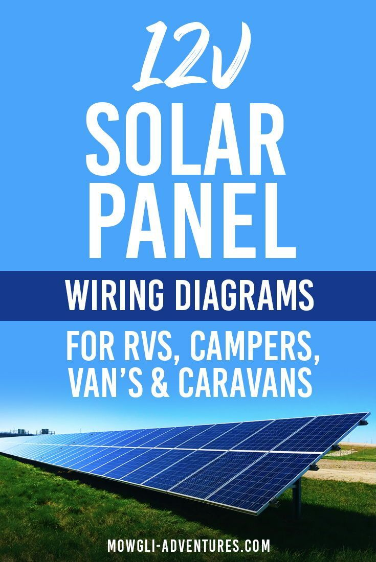 12 Solar Power Wiring Diagram Addict At Panel Solarenergy Solarpanels Solarpower Solarpanelsforhome Solarpanelkit Rv Solar Panels 12v Solar Panel Solar Panels