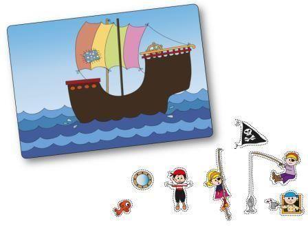 http://dessinemoiunehistoire.net/ Jeu de topologie sur le thème des pirates
