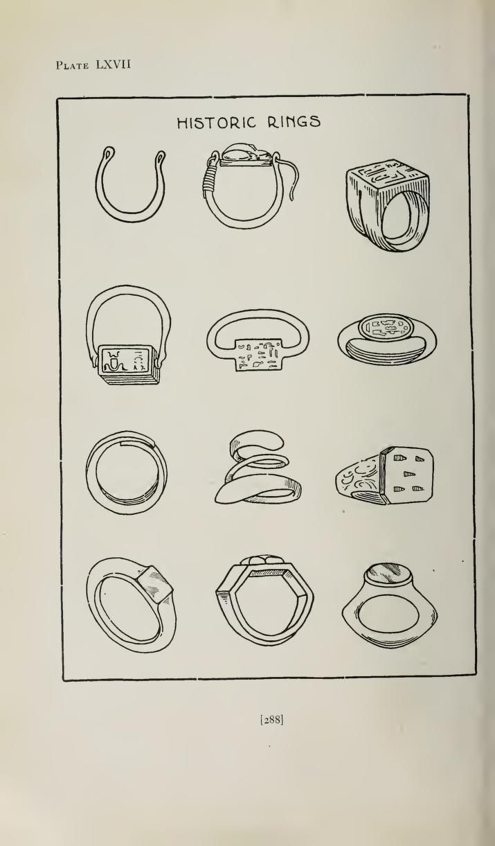 From the book Jewelry making, by Augustus Rose, 1917