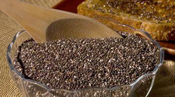 Chia seeds - superfood!