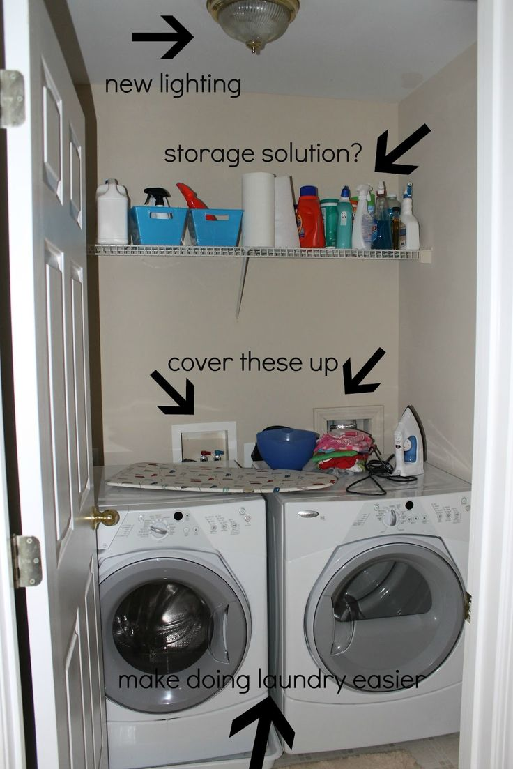 104 best laundry room storage images on pinterest | laundry room