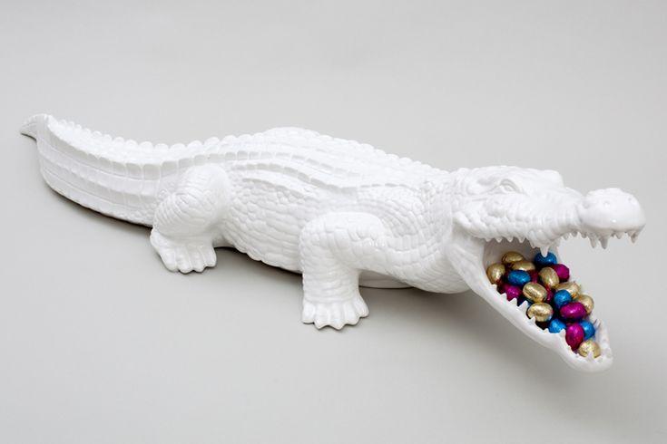 Crocodile Dish