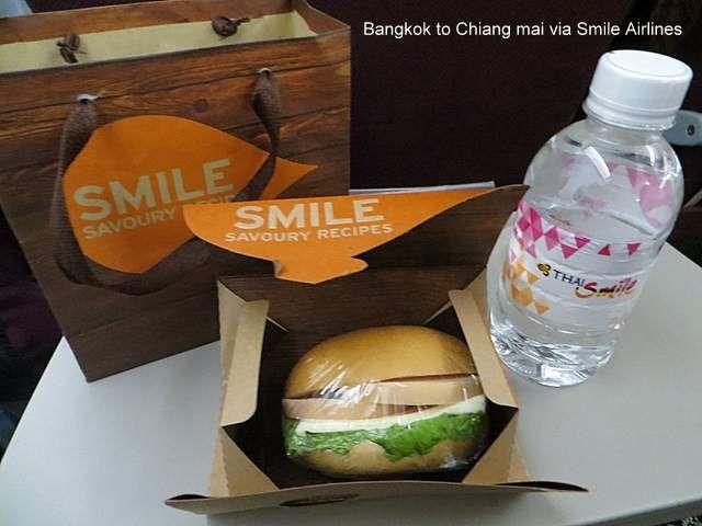 Thai Smile snack