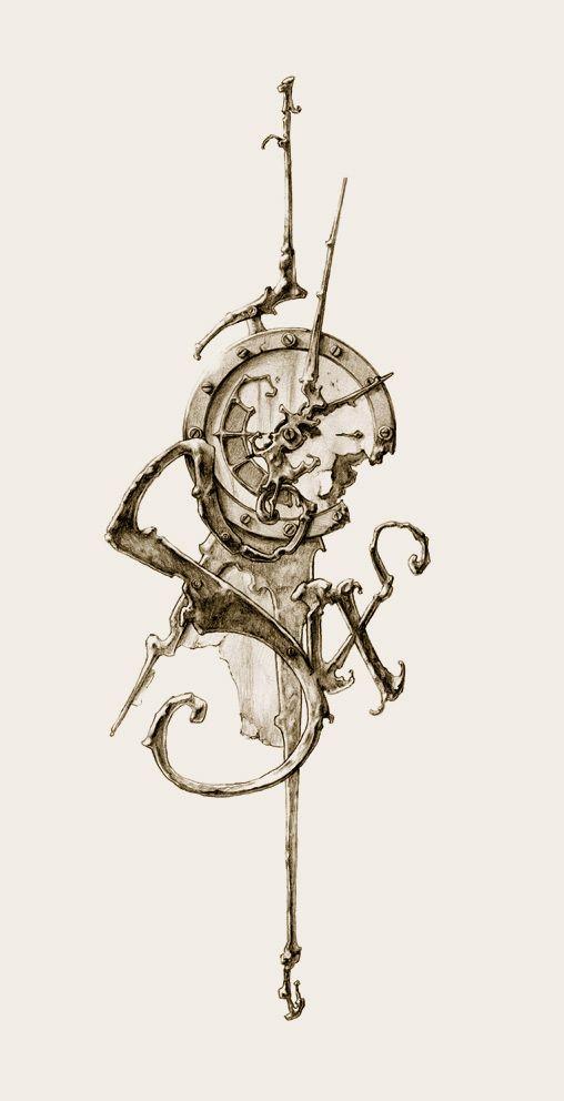 "Concept drawing for ""Quartz 9"""