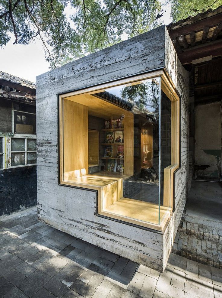 Beijing-based architecture firm Standardarchitecture revitalized a 300-400 year-old historic #courtyard once housing a temple and turned into residences in the 1950s #renovation