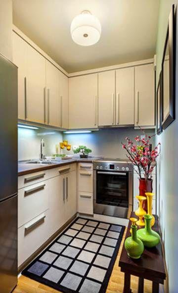 «Философия пространства» для маленькой кухни — Правильные идеи ремонта
