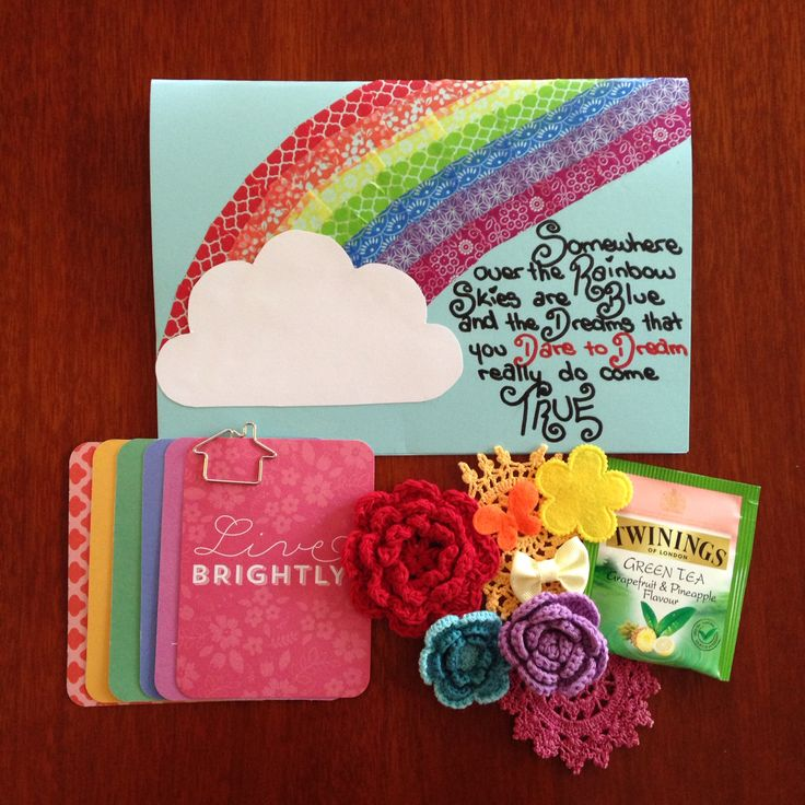 Rainbow Theme SnailMail - Find me on insta @cegould