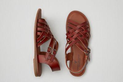 47f72862e44587 AEO Woven Huarache Sandal by American Eagle Outfitters