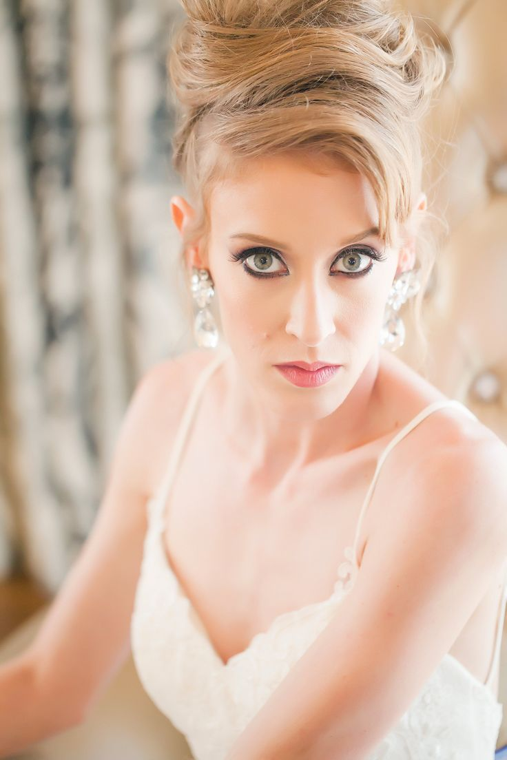 150 best wedding makeup images on pinterest | wedding hairs