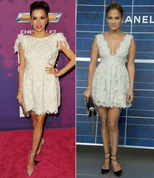 Dana Budeanu:  Jennifer Lopez si Eva Longoria