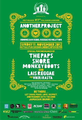Poster Full Album 2012
