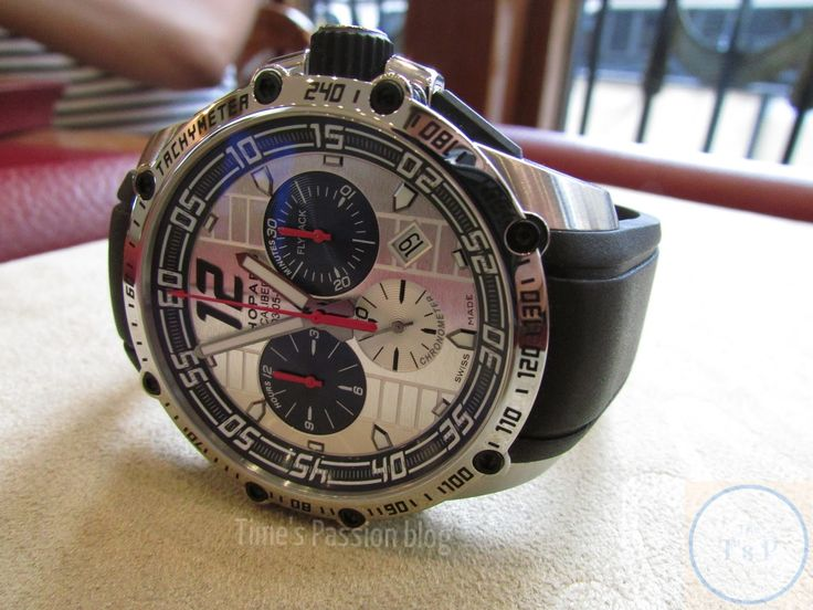 LUXURY WATCHES REVIEWS, LIFESTYLE BLOG - TIMES PASSION: Hands-on with the Chopard Superfast Chrono Porsche 919 Jacky Ickx Edition  #Chopard #luxury #watches