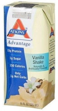 Atkins Shake RECIPE (recipe using Atkins Shake)  repinned from Chelsea Lueck http://www.travelinglowcarb.com/2064/atkins-shakes/