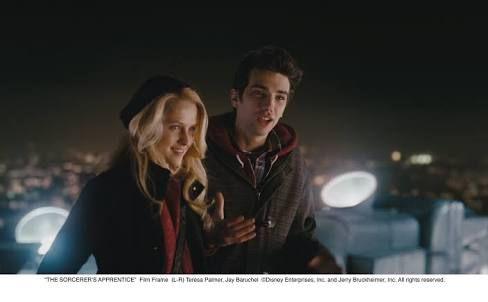 Rebecca y David