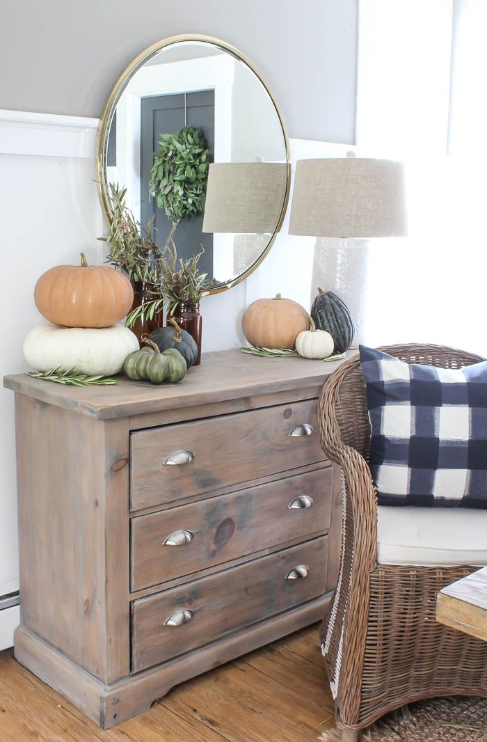 Fall Mantle ' 18 | Rooms for Rent Blog