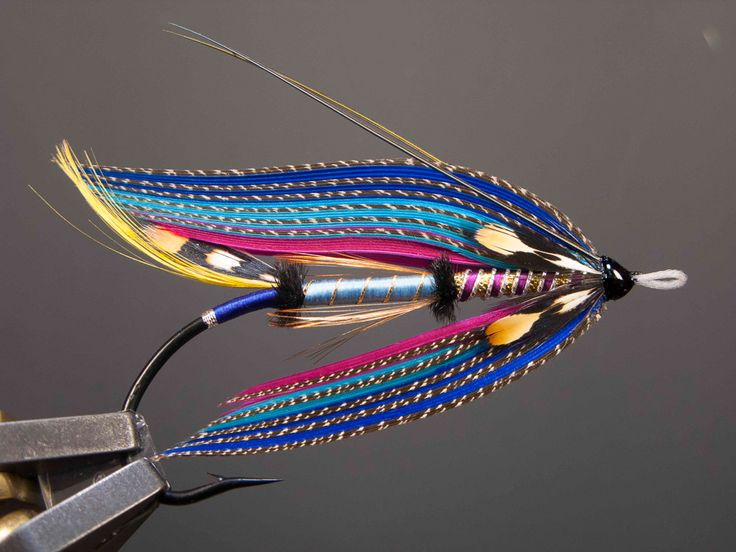 442 best images about classic salmon flies on pinterest for Salmon fishing lures