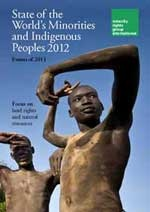 State of the World's Minorities and Indigenous Peoples 2012 cover