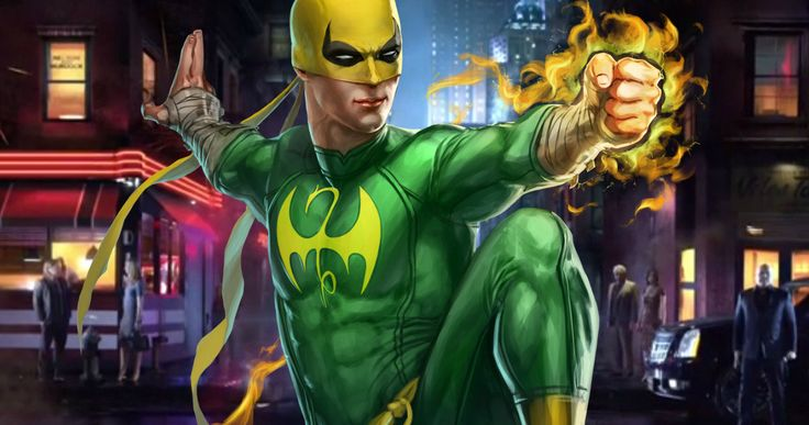 Marvel's 'Iron Fist' Lands 'Dexter' Showrunner -- 'Dexter' executive producer Scott Buck has come aboard to serve as showrunner for Marvel's fourth Netflix series 'Iron Fist'. -- http://movieweb.com/marvel-iron-fist-netflix-series-showrunner-scott-buck/
