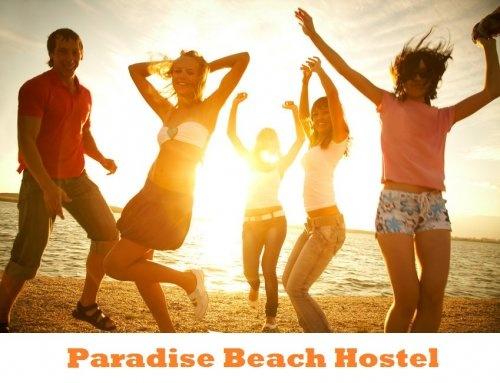 Paradise Beach Hostel è l'unico ostello per backpackers a Ischia! Dalle sue stanze affacciate sul mare potrai godere del sole splendente 16 ore al giorno! In più avrai a disposizione una piscina, un'area BBQ e una sfiziosa colazione. Prezzi da 20,00€