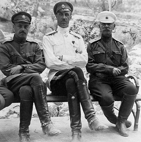 Gen. Wrangel - 1925