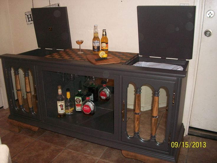 13 Best Images About Old Tv Stereo Cabinet Ideas On