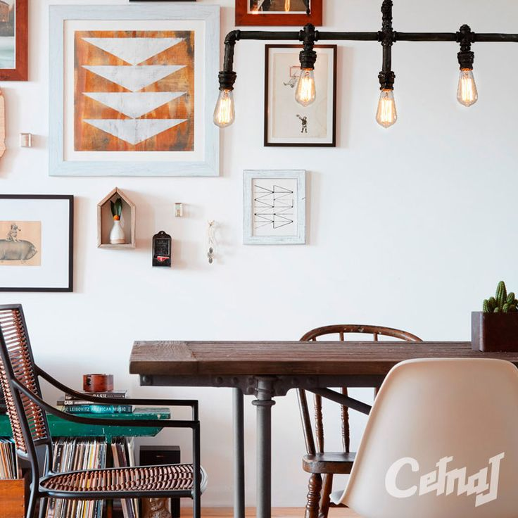 The foundry lighting range by eglo lighting features a unique industrial design it consists of