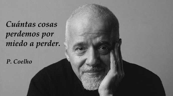 Frases De Paulo Coelho De Souza Novelista Compositor De