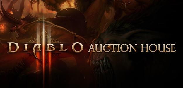 Diablo III Auction House Goes LIVE