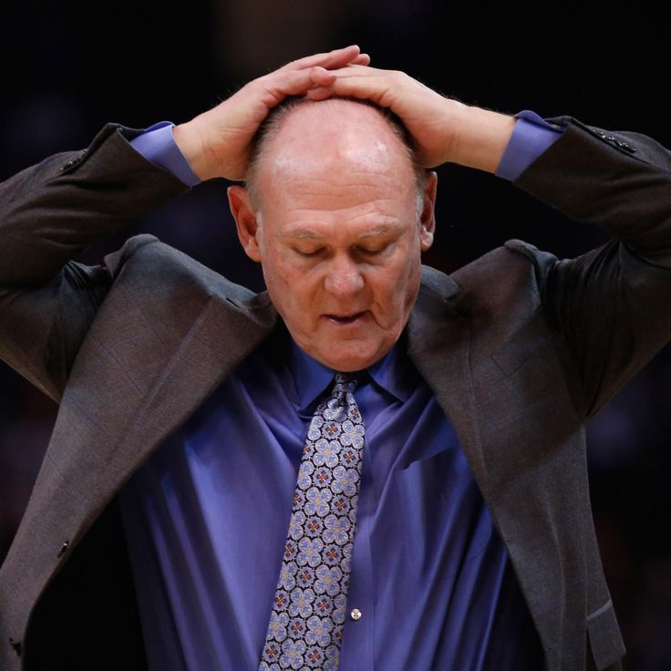 No Thank You: George Karl's Curious Book Complicates a Complex Legacy | Bleacher Report