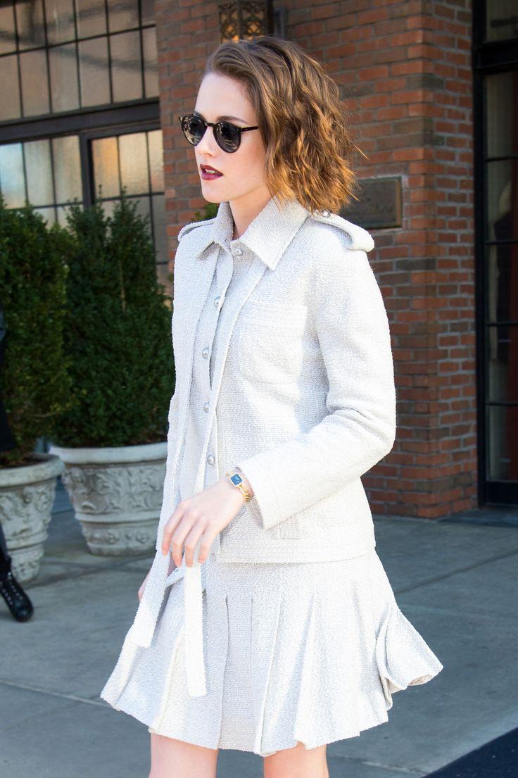 Kristen Stewart Fashion Style  KRISTEN STEWART #kristen #stewart