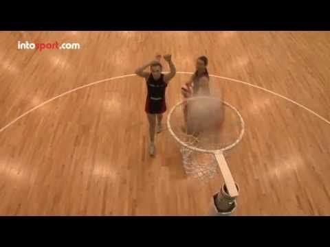 Essential Netball Shooting Practice Want to shoot like England Goal Shooter Jo Harten? Improve the accuracy and consistency of your shooting with this essential shooting practice.