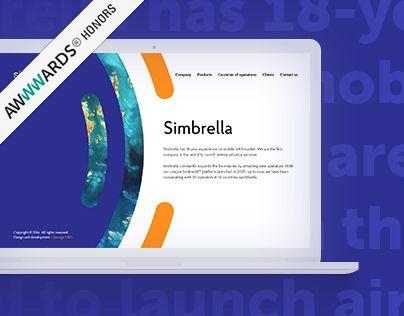 """다음 @Behance 프로젝트 확인: """"Simbrella"""" https://www.behance.net/gallery/44901477/Simbrella"""