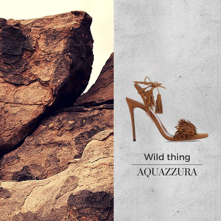 #aquazzura #wildthing #donneconceptstore