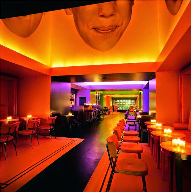Light Bar At 5 Star Hotel St Martins Lane This S Address Is 45 West End Soho London And Have 204 Rooms