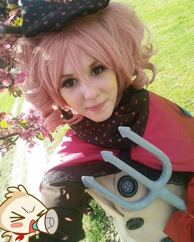 Cherry blooms at Hanami 2016 #poland were beautiful  #cosplay #selfie #puellamagimadokamagica #madoka #charlotte #cheesecake #flowers #cheery #madokacosplay #mahoushoujomadokamagica  https://www.facebook.com/nonamefantasticteam/